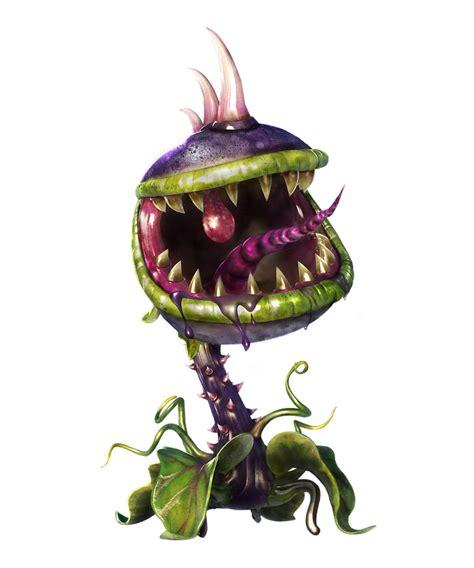 Plants Vs Zombies Garden Warfare Chomper by Merrick Embraces The Strangeness Of Plants Vs Zombies