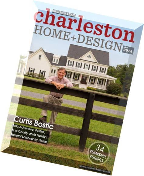 charleston home design magazine fall 2014