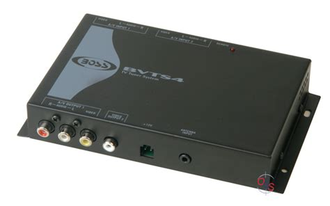 Tv Tuner Outboard audio bvts4 tv tuner system at ocsdeals