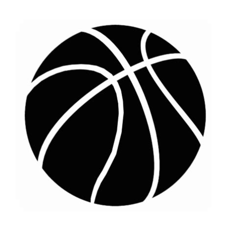 basketball clipart black and white black and white basketball pictures clipart best