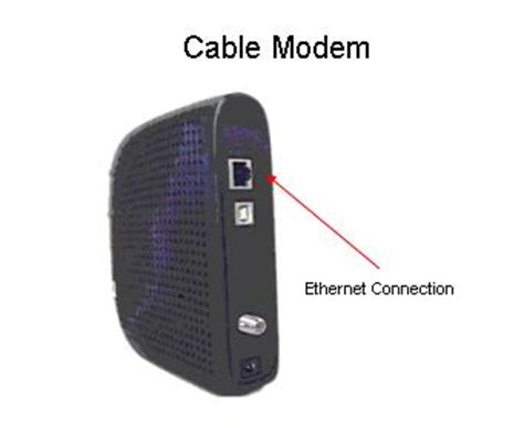 connecting  computer  high speed modem   linksys