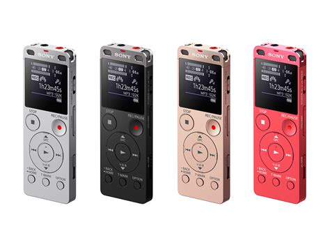 Voice Recorder Sony Icd Ux560 sony icd ux560 on behance