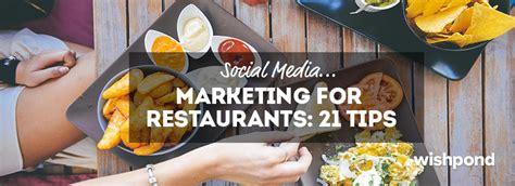 To Market Dinner For One by Social Media Marketing For Restaurants 21 Tips