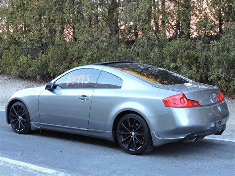 Infiniti G Auto by Used 2006 Infiniti G35 Coupe Touring At Auto House Usa Saugus
