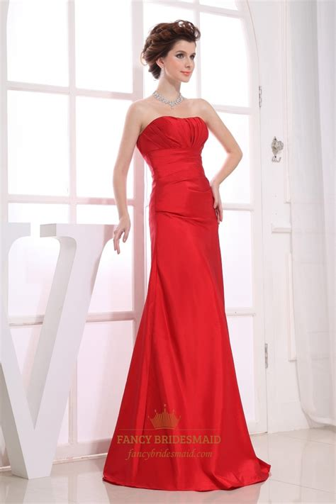 red strapless bridesmaid dresses long empire waist bridesmaid dresses red strapless bridesmaid dresses long empire waist