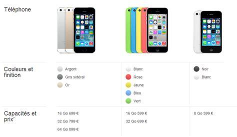 iphone 5s sles next inpact tout savoir des iphone 5c et iphone 5s en