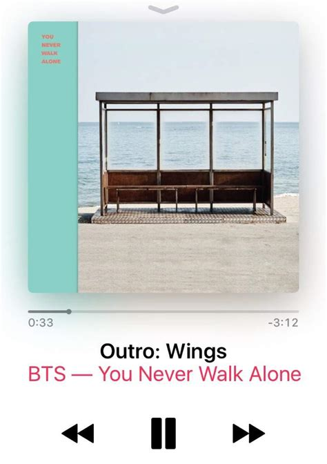 a supplementary story bts meaning bts you never walk alone day mv k pop amino