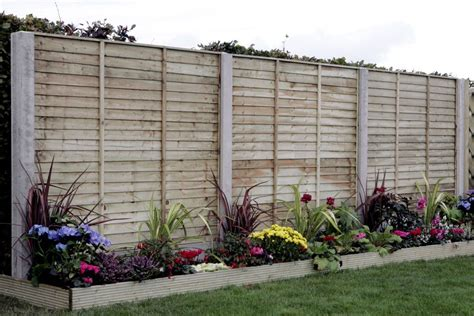 Shiplap Fence by Ship Panels Pressure Treated