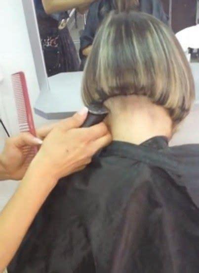 haarminaar you want a shorter nape and a perm haarminnaar you need a napebuzz urgently bob hair