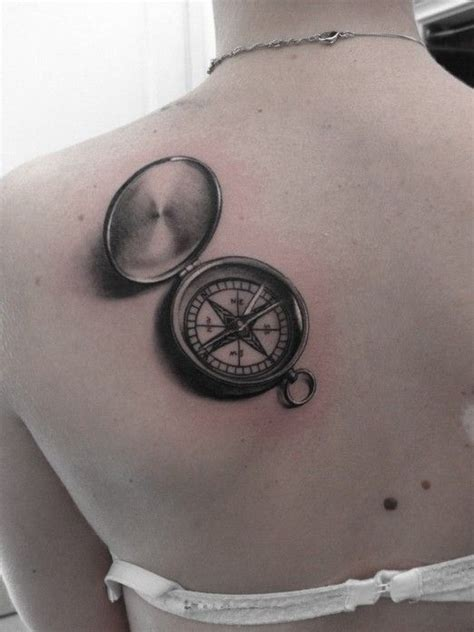 tattoo compass 3d 9 best images about compass and map tattoo on pinterest