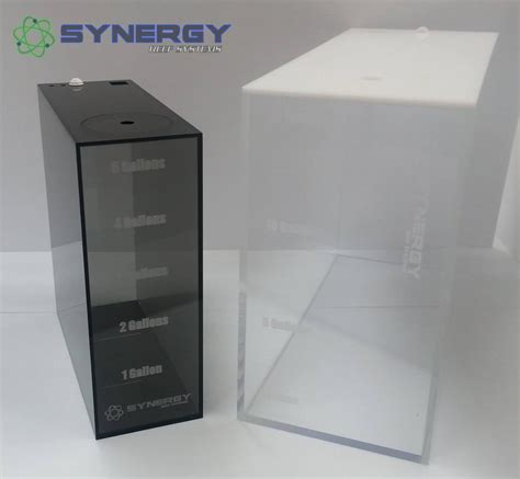 Dosing Contener By Reef synergy reef systems custom atos and dosing containers