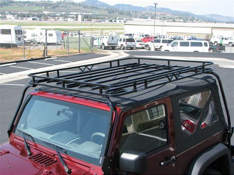 Garvin Roof Racks by Garvin 169 44072 Wilderness Expedition Rack For 07 17 Jeep