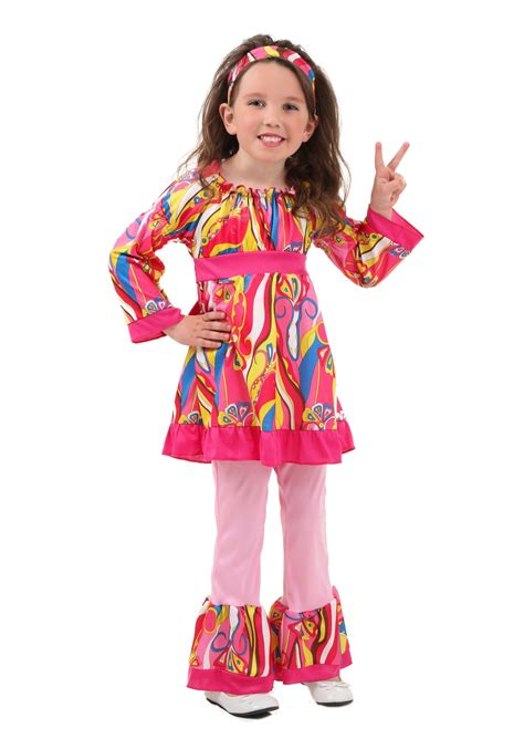 costumes kids costumes kids disco hippie costumes new 2014 costumes toddler disco top and bell bottoms costume