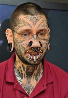 extreme tattoo man 1000 images about extreme body modification on pinterest