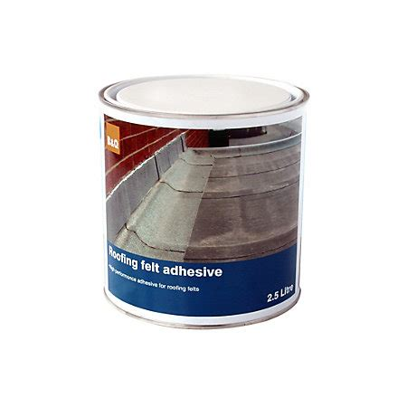 trade roofing felt b q roofing felt adhesive 2500ml departments tradepoint