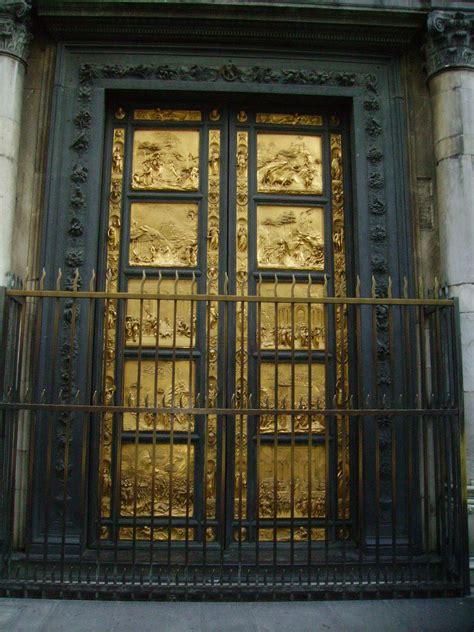 Ghiberti Doors by Gates Of Paradise