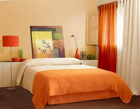 beige and orange bedroom 10 bedrooms in a vibrant orange colour decor advisor