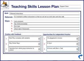 lesson plan templates for elementary teachers cmpl how to plan a schedule