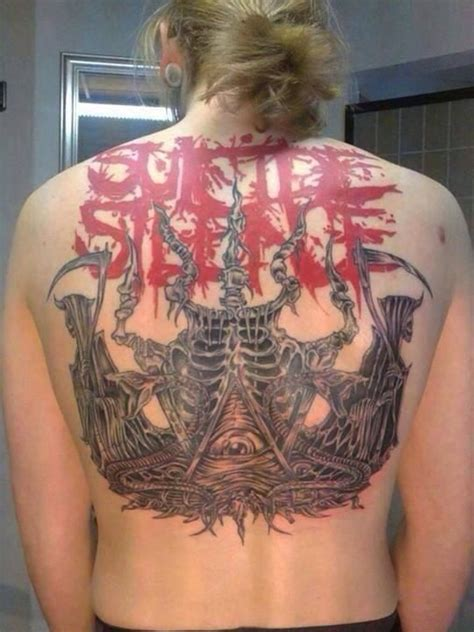 mitch lucker owl tattoo design 17 best images about suicide silence on pinterest wake