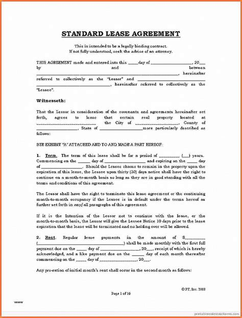 Lease Agreement Unique Farm Land Lease Agreement Fo Feed Mail Com Ranch Lease Agreement Template