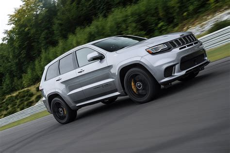 2018 Jeep Grand Review by 2018 Jeep Grand Trackhawk Review
