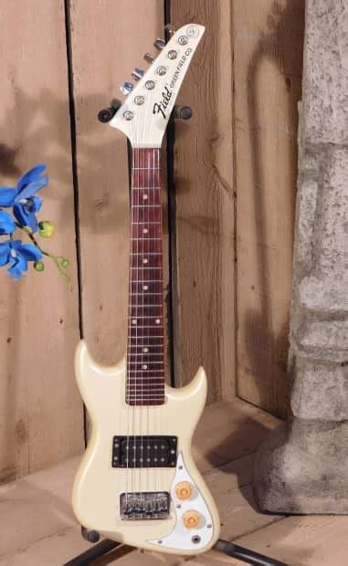 couch guitar field mini guitar by greenfield co rare couch guitar