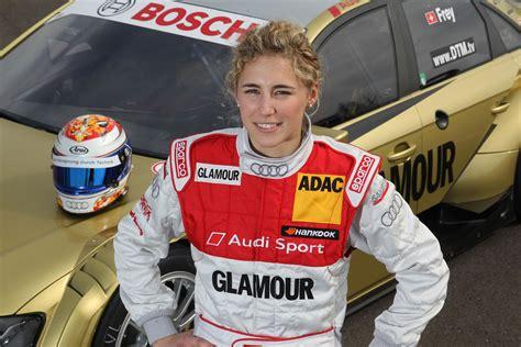 racing driver swiss racing driver rahel frey eurocar news
