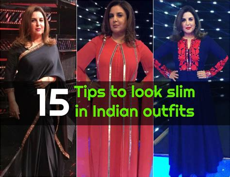 10 Hints For Looking Slim by 15 Tips To Look Slim In Indian Makeup And