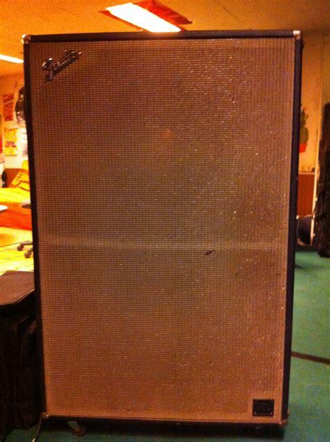 Fender Bassman Cabinet by Fender Bassman 2x15 Cabinet 1969 Image 628569