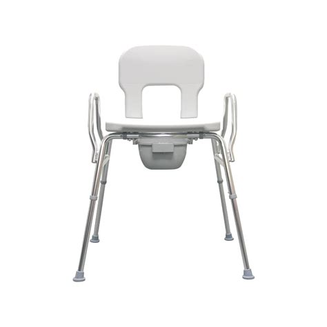 bariatric raised toilet seat eagle health bariatric commode with raised toilet seat and