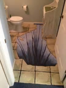can i paint bathroom tile chalk paint 174 concrete bathroom floor to appear as