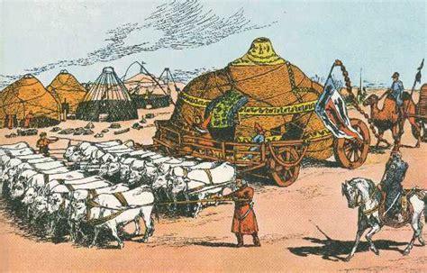nomadi guerrieri e popoli delle steppe italia medievale