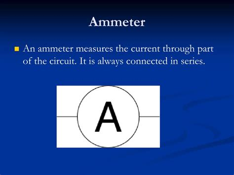 characteristics of resistors connected in series 28 images ppt iv characteristics powerpoint