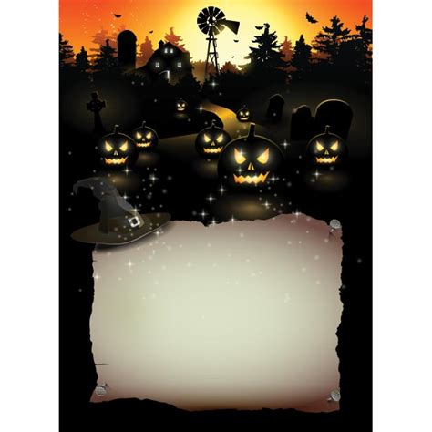 12 halloween posters templates images halloween