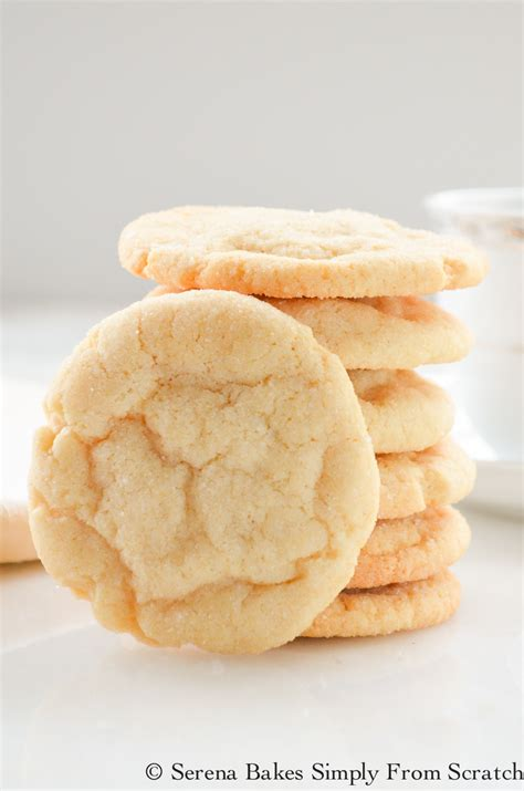 sugar cookie recipes sugar cookie recipe serena bakes simply from scratch