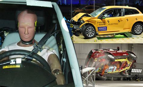 Car Types For Dummies by Smart Crash Test Dummies The Car Safety Tech