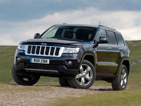 Jeep Grand Cherokee [UK] (2011)
