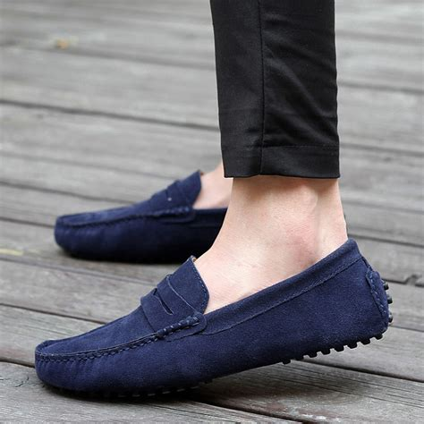 mens loafers fashion shoe leather care picture more detailed picture about