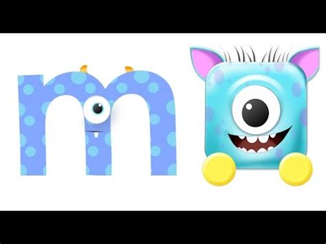 Abc Mouse Letter M