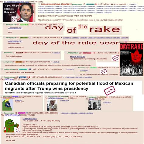 of the day day of the rake soon 4chan