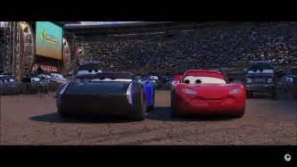 Lightning Vs Car Its Lightning Mcqueen Vs Jackson In New Cars 3