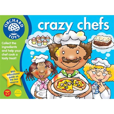 Orchard Toys by Orchard Toys Chefs 3yrs From Ocado