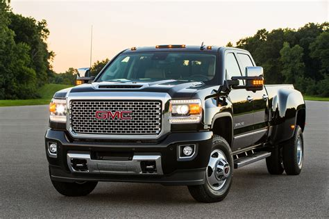 gmc sierria 2017 gmc 3500hd reviews and rating motor trend