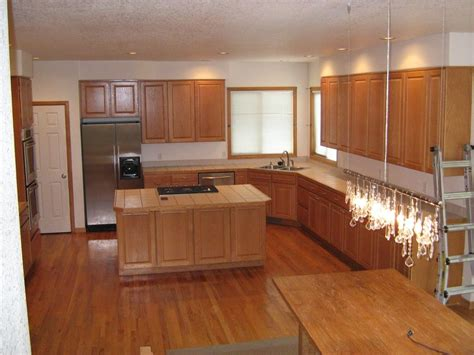 kitchen ideas with light oak cabinets kitchen floor ideas with light oak cabinets home