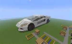 Minecraft Lamborghini Mod Minecraft Lamborghini Aventador V 1 6 4 Maps Mod F 252 R