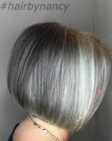 bob hair cuts for 59 with grey hair 60 gorgeous hairstyles for gray hair