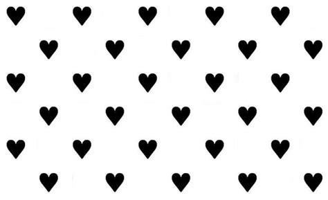 black and white heart pattern wallpaper black and white heart wallpaper wallpapersafari