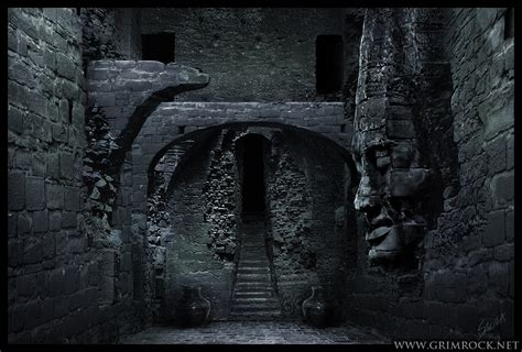 Castle Bran by Dungeon Crafting 187 Legend Of Grimrock