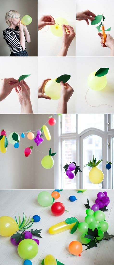 20 diy projects with balloons that will change way you