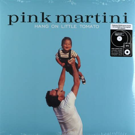 pink martini hang on tomato pink martini hang on tomato 2 lp 180 gr